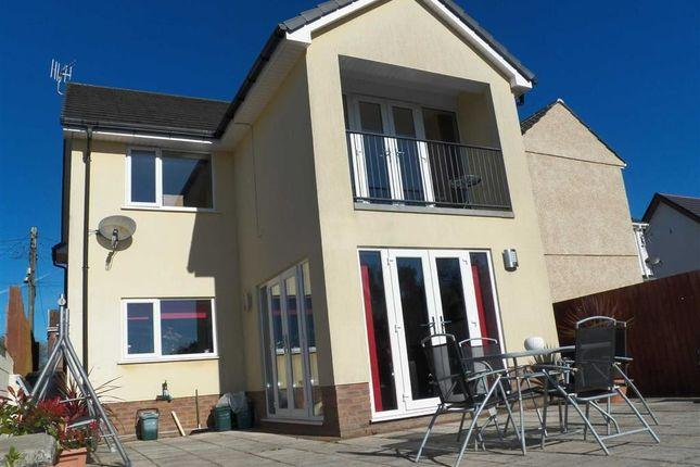 Thumbnail Detached house for sale in Penygraig Road, Llwynhendy, Llanelli