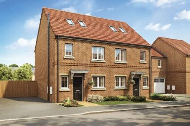 3 bedroom semi-detached house for sale in Catterick Garrison, Colburn, North Yorkshire