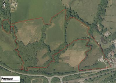 Thumbnail Land for sale in Lynwood Farm, Brynna Road, Pencoed, Bridgend