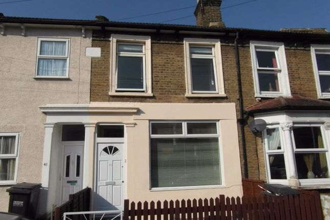 Thumbnail Terraced house to rent in Davidson Road, East Croydon, Surrey