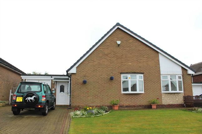 Thumbnail Detached bungalow for sale in Lakelands Drive, Bolton