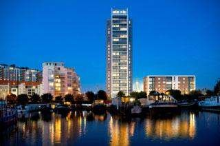 Thumbnail Land for sale in Residential Apartment Development: Horizons, Yabsley Street, Canary Wharf, London E14,