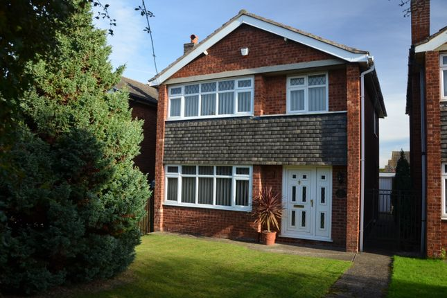 3 bed detached house for sale in St Michaels Drive, Appleby Magna