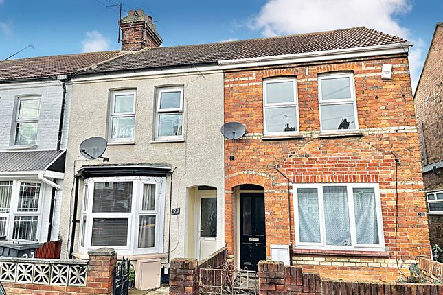 Thumbnail Terraced house to rent in Howard Avenue, Bedford