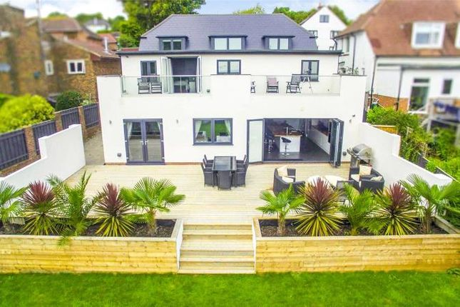 Thumbnail Detached house for sale in Ring Road, North Lancing, West Sussex