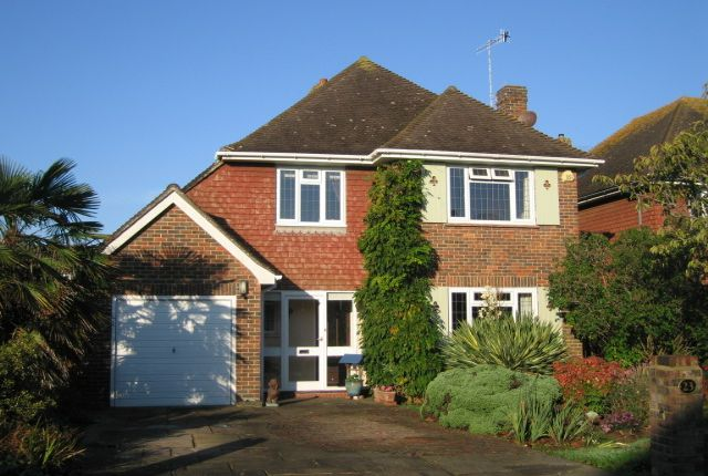 Thumbnail Detached house for sale in 23 Falmer Avenue, Worthing