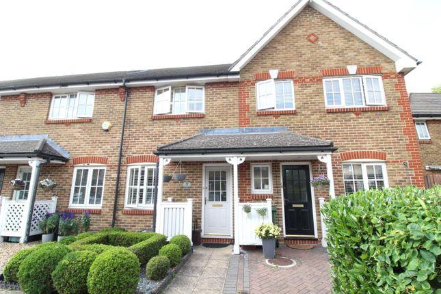 Thumbnail Terraced house for sale in Greenacre Place, Hackbridge, Wallington