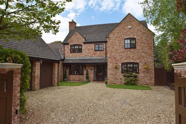 Thumbnail Detached house for sale in Harborough Road, Maidwell, Northampton