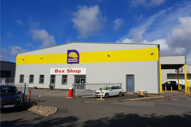 Thumbnail Warehouse to let in Armadillo Self Storage Newcastle, Industry Road, Heaton, Newcastle Upon Tyne, Tyne And Wear