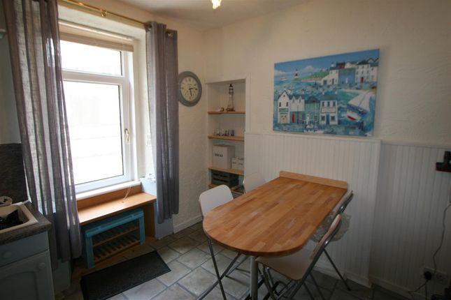 Dining/Kitchen of Main Door Flat, 2 Barend Street, Millport, Isle Of Cumbrae KA28