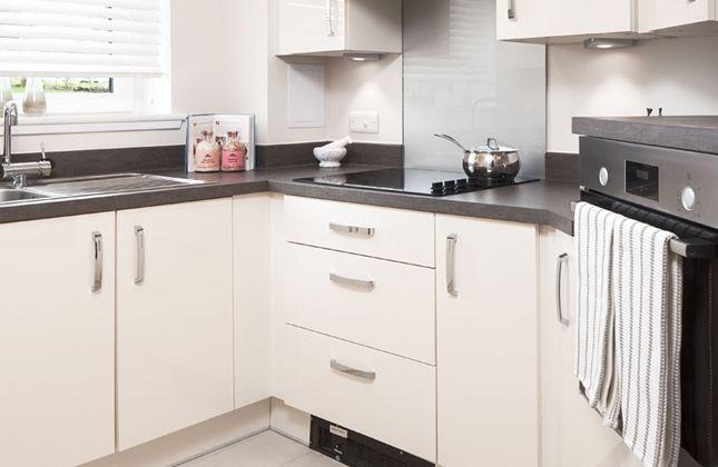 Typical Kitchen of Craigdhu Road, Milngavie, Glasgow G62
