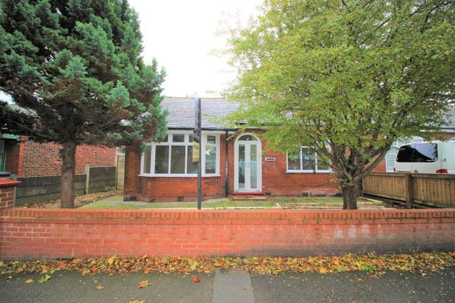 Thumbnail Semi-detached bungalow to rent in Holden Road, Leigh