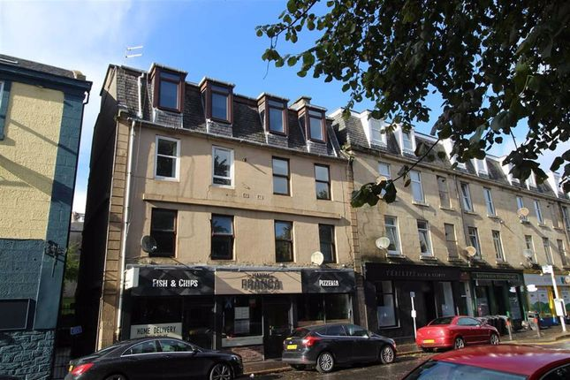 1 bed flat for sale in Shore Street, Gourock PA19