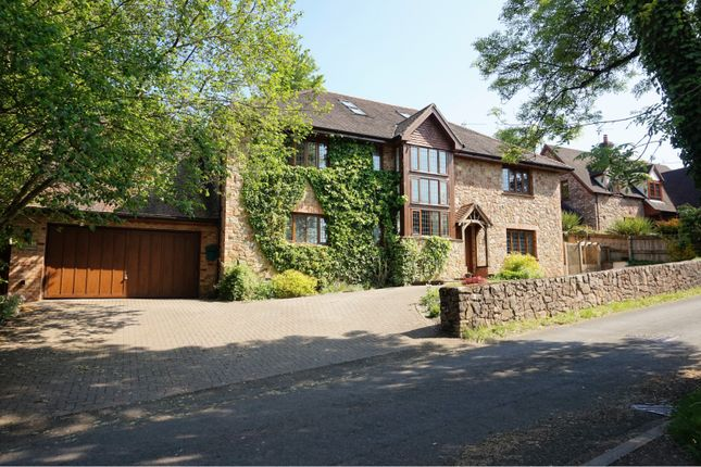 Thumbnail Detached house for sale in Mynyddbach, Chepstow