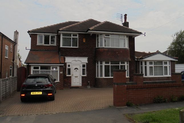 Thumbnail Detached house for sale in Wilmslow Road, Cheadle