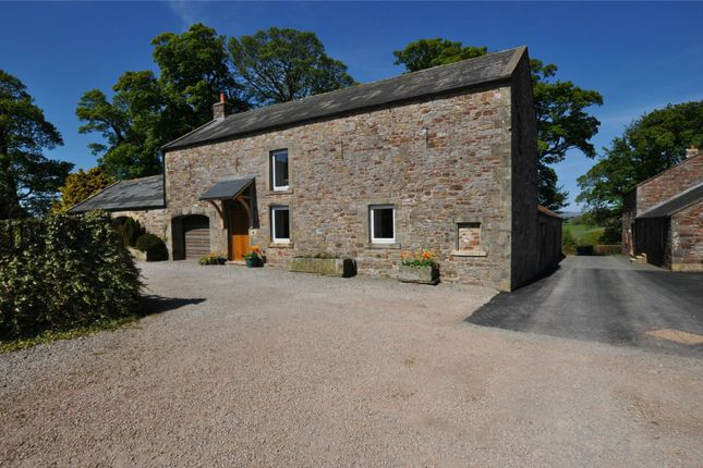 Thumbnail Detached house to rent in Hartley Castle Barn, Hartley, Kirkby Stephen, Cumbria