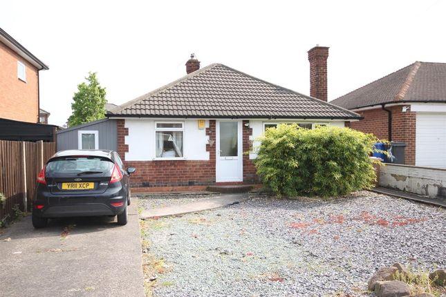 Thumbnail Detached bungalow to rent in Boulton Lane, Alvaston, Derby
