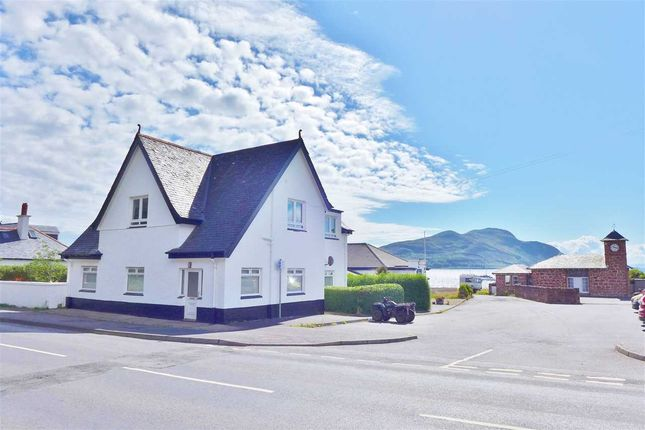 Thumbnail Flat for sale in Lamlash, Isle Of Arran