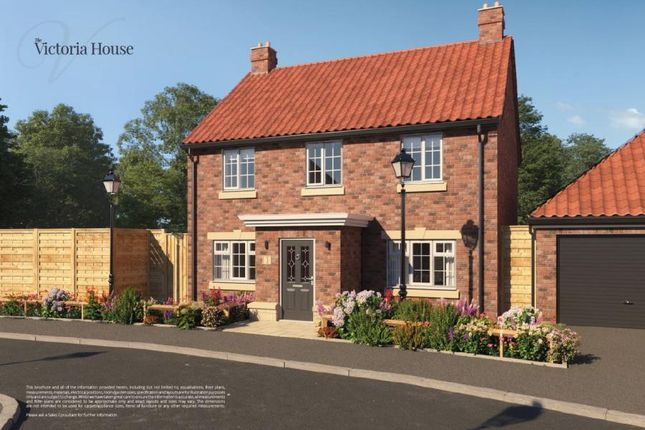 Thumbnail Detached house for sale in Wisbech St Mary, Cambridgeshire