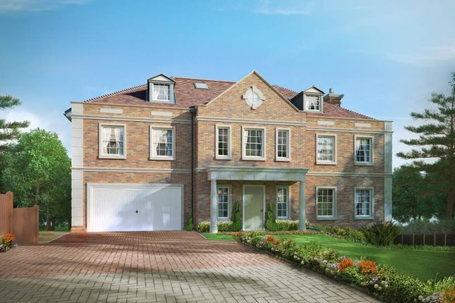 "Thumbnail Detached house for sale in ""Pinewood House"" at London Road, Sunningdale, Ascot"