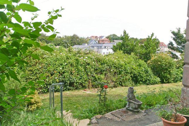 Garden of Crescent Road, Shanklin PO37