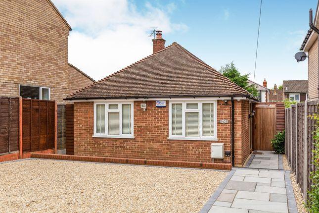 Thumbnail Detached bungalow for sale in Tannsfield Drive, Hemel Hempstead