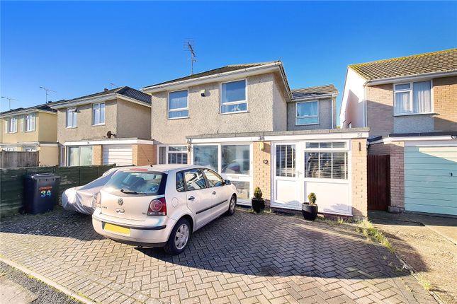 Thumbnail Detached house for sale in Mallon Dene, Rustington, Littlehampton