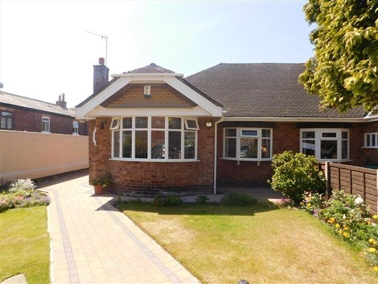 Thumbnail Bungalow for sale in Castle Walk, Southport