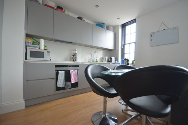 Thumbnail Flat to rent in St Leonards Road, London