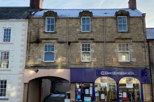Thumbnail Retail premises for sale in Flats 1-4 And Shop 17 Priestpopple, Hexham, Northumberland