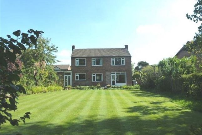 Thumbnail Detached house to rent in Haslemere Avenue, Hale Barns