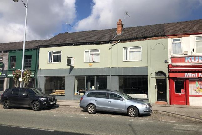 Thumbnail Retail premises to let in 153-157, Nantwich Road, Crewe