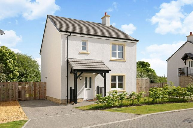 Thumbnail Detached house for sale in 22 Thorny Crook Crescent, Dalkeith