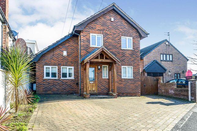 Thumbnail Detached house for sale in Clwyd Avenue, Prestatyn, Denbighshire