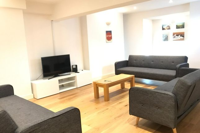 Thumbnail 6 bed end terrace house to rent in Alton Road, Mutley, Plymouth