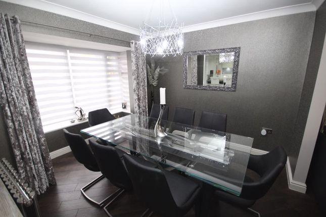 Dining Room of Shottwood Fold, Littleborough OL15