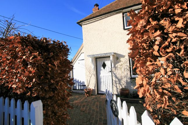 Thumbnail Cottage for sale in The Street, Mersham