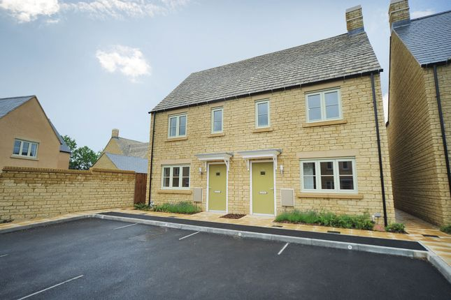 2 bed semi-detached house for sale in Cinder Lane, Fairford