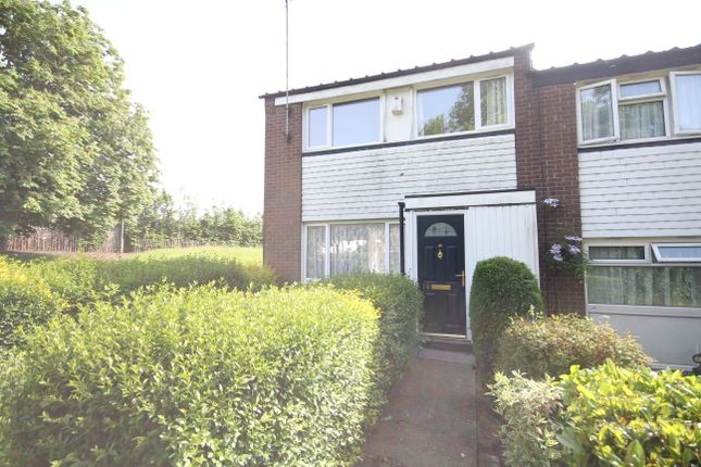 3 bed end terrace house to rent in Canberra Way, Birmingham B12
