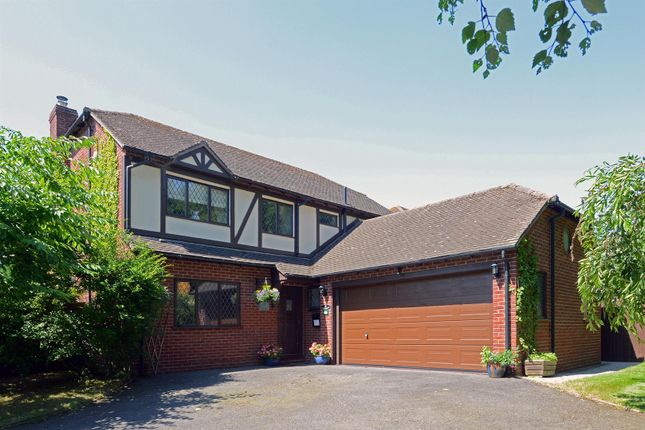 Thumbnail Detached house for sale in Nesscliffe, Shrewsbury