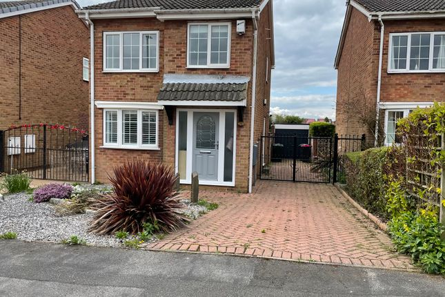 3 bed detached house for sale in Disraeli Grove, Maltby, Rotherham S66