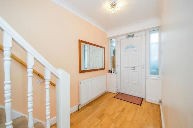 Hallway of Rosemary Avenue, London N9