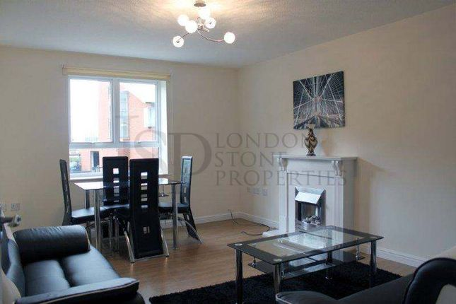 Thumbnail Flat to rent in Erebus Drive, West Thamesmead, West Thamesmead
