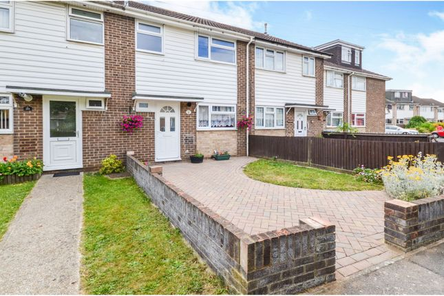Thumbnail Terraced house to rent in Fraser Road, Gosport