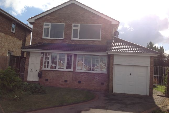 Thumbnail Detached house to rent in Godfrey Close, Radford Semele