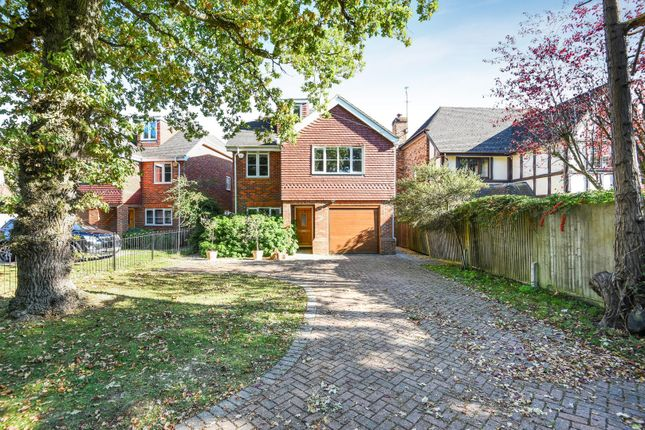 Thumbnail Detached house to rent in Ducks Hill Road, Northwood