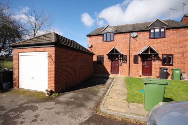 Thumbnail Semi-detached house for sale in Bridge Meadow Close, Sedgeberrow