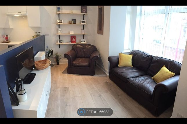Thumbnail Flat to rent in Richmond Rd, Crewe