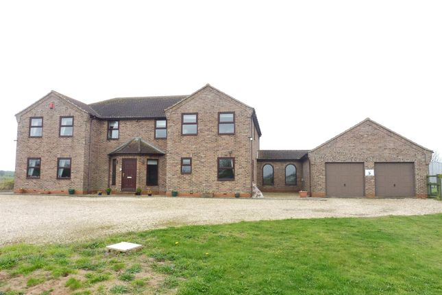 Thumbnail Detached house for sale in Messingham, Scunthorpe