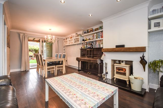 Living Room of Rochford, Essex, . SS4